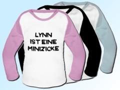 Baby Baseball Shirt