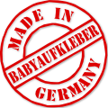 Babyaufkleber - Made in Germany
