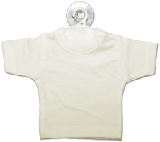 Photo Mini Shirt - White