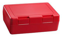 Lunch Box - Red