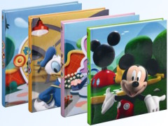 Fotoalbum Mickey's Clubhouse