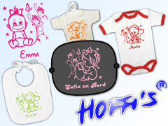 Hoffis baby products and textiles